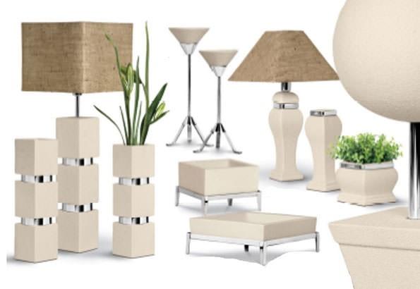 Objetos de decoração: Como Decorar uma Casa Gastando Pouco