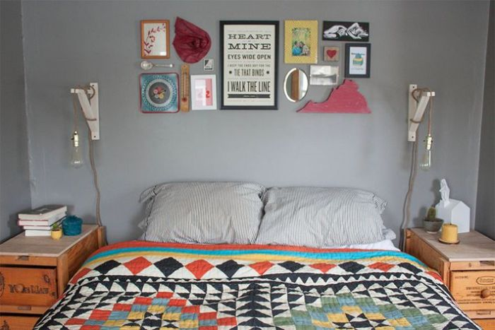 Como decorar um quarto com pouco dinheiro2