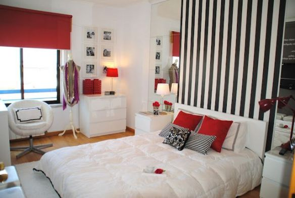 Dicas de decoração de quartos femininos4