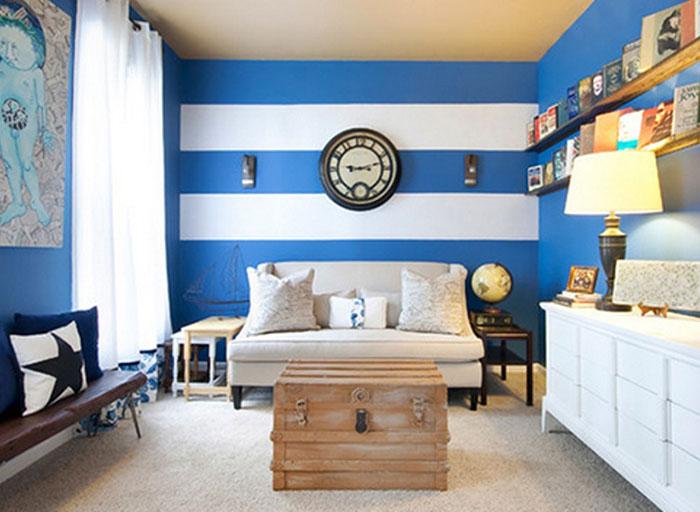 Aprenda a escolher a cor para a parede da sala