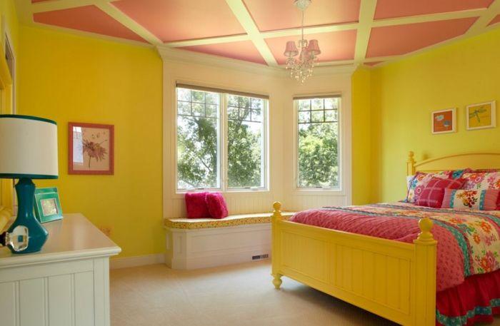 dicas de decoração para quarto feminino pequeno