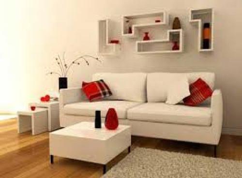 Decoraç u00e3o para sala pequena simples barata # Decoração De Sala De Estar Pequena Simples E Barata
