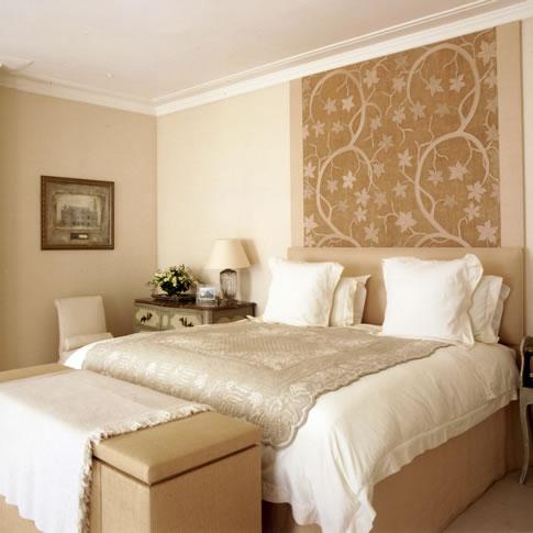 moldura nas paredes Tecidos para Decoração (2)