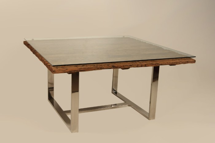 Base de madeira para mesa de jantar – Maciça, rústica (10) dicas de decoração fotos