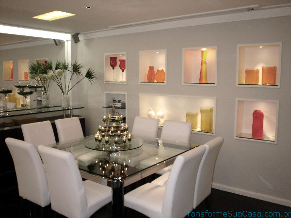 Como decorar sala de jantar  Dicas de especialista