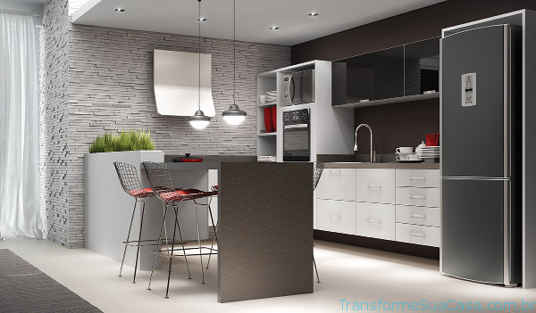 Cozinha de luxo – Como decorar (5) dicas de decoração como decorar como organizar