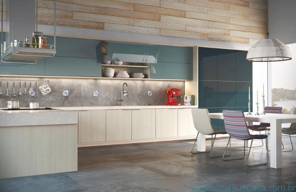 Decoração com pastilhas para cozinha – Como fazer (5) dicas de decoração como decorar como organizar