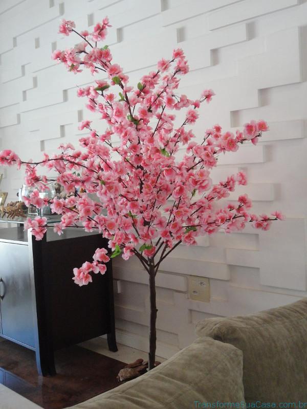 Decoração com plantas artificiais – Como fazer (3) dicas de decoração como decorar como organizar