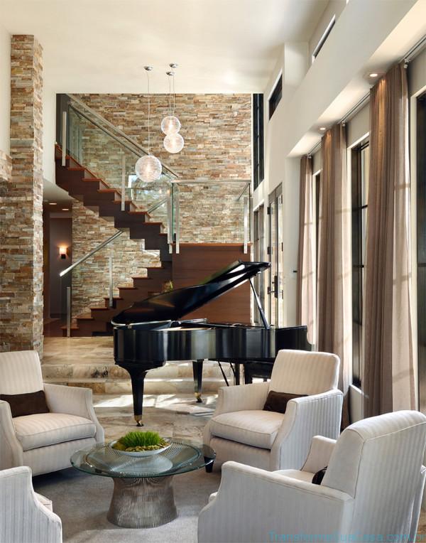 Decora o de casas modernas como decorar profissionalmente for Jazzghost casas modernas 9