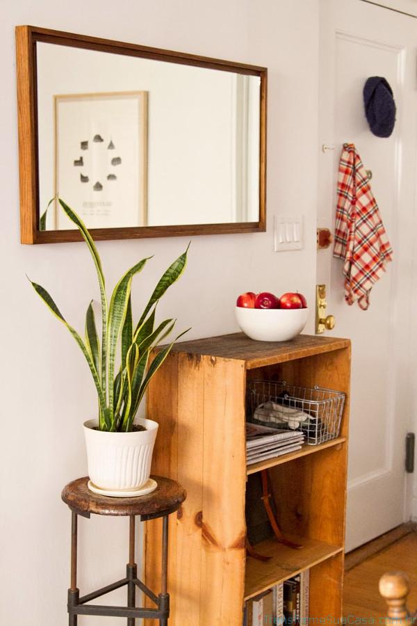 Decoração de hall de entrada – Como fazer 4 dicas de decoração como decorar como organizar