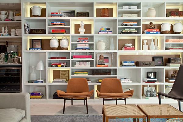 Estante para sala – Como escolher 1 dicas de decoração como decorar como organizar
