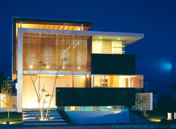 Fachadas modernas – Como decorar 8 dicas de decoração como decorar como organizar