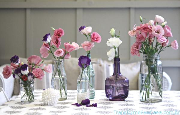 Flores artificiais – Como usar 11 dicas de decoração como decorar como organizar