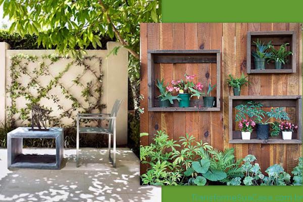 Jardinagem e paisagismo – Dicas de profissional 6 dicas de decoração como decorar como organizar