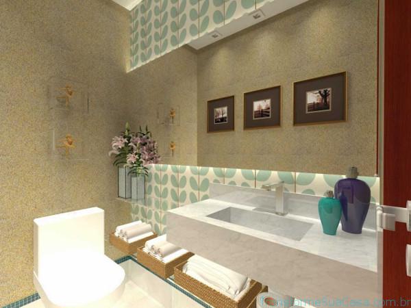 Lavabos de luxo – Como decorar (5) dicas de decoração como decorar como organizar