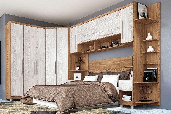 Móveis para quarto de casal – Como escolher 12 dicas de decoração como decorar como organizar