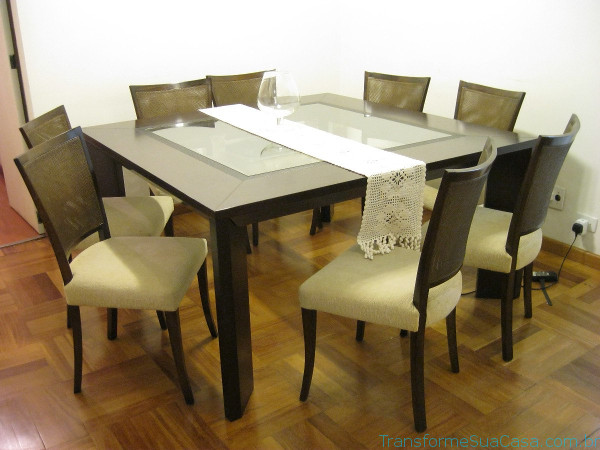 Mesa de jantar – Como escolher 4 dicas de decoração como decorar como organizar