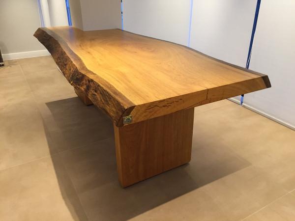 Mesas rsticas  De madeira como escolher para churrasco