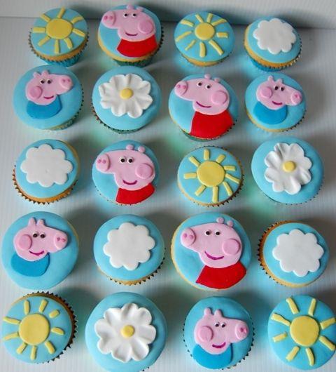 Outros bolos da Peppa Pig