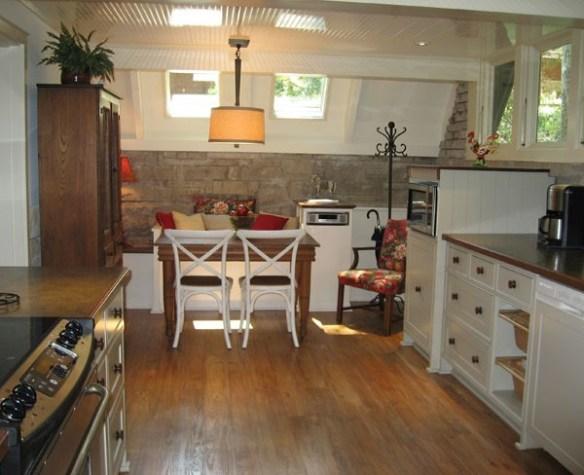 Ideias de piso vinílico na cozinha