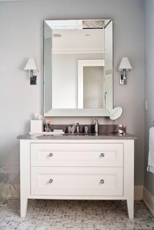 espelho bisotado quarto