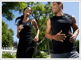 good healthy exercise