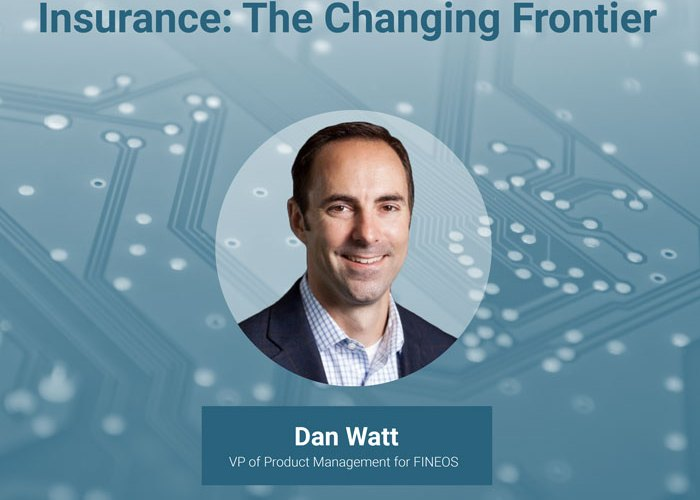EPISODE 9: INSURANCE: THE CHANGING FRONTIER