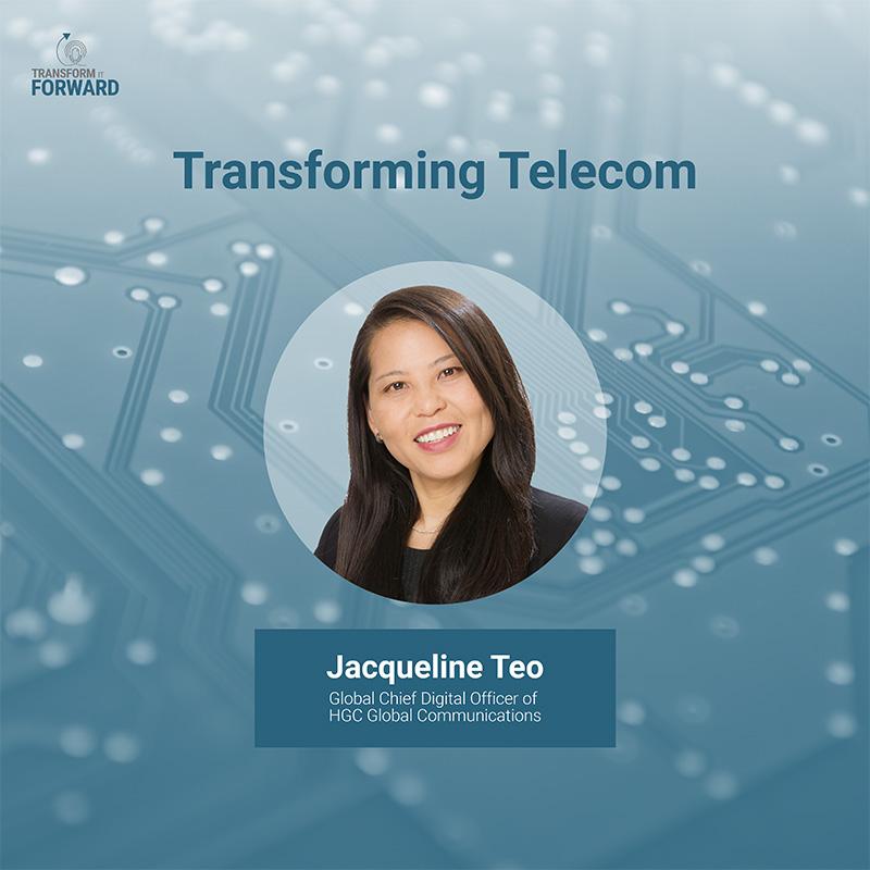 Transforming telecom - Jacqueline