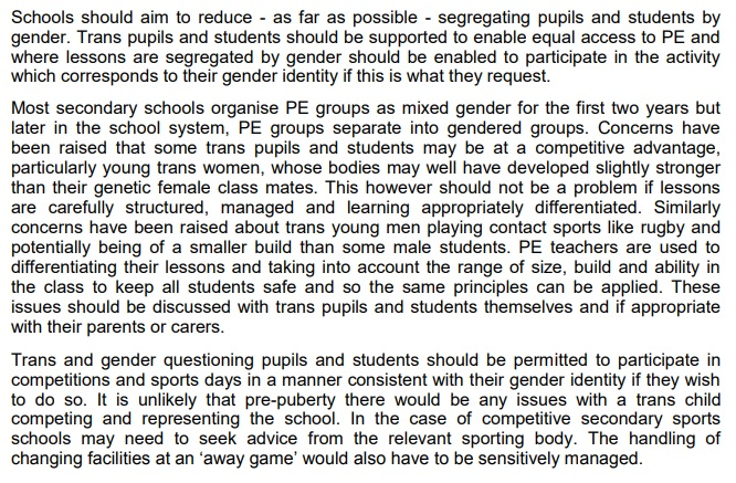 transgender inclusion schools toolkit
