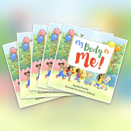 My Body is Me! – Bookseller's bundle of 5