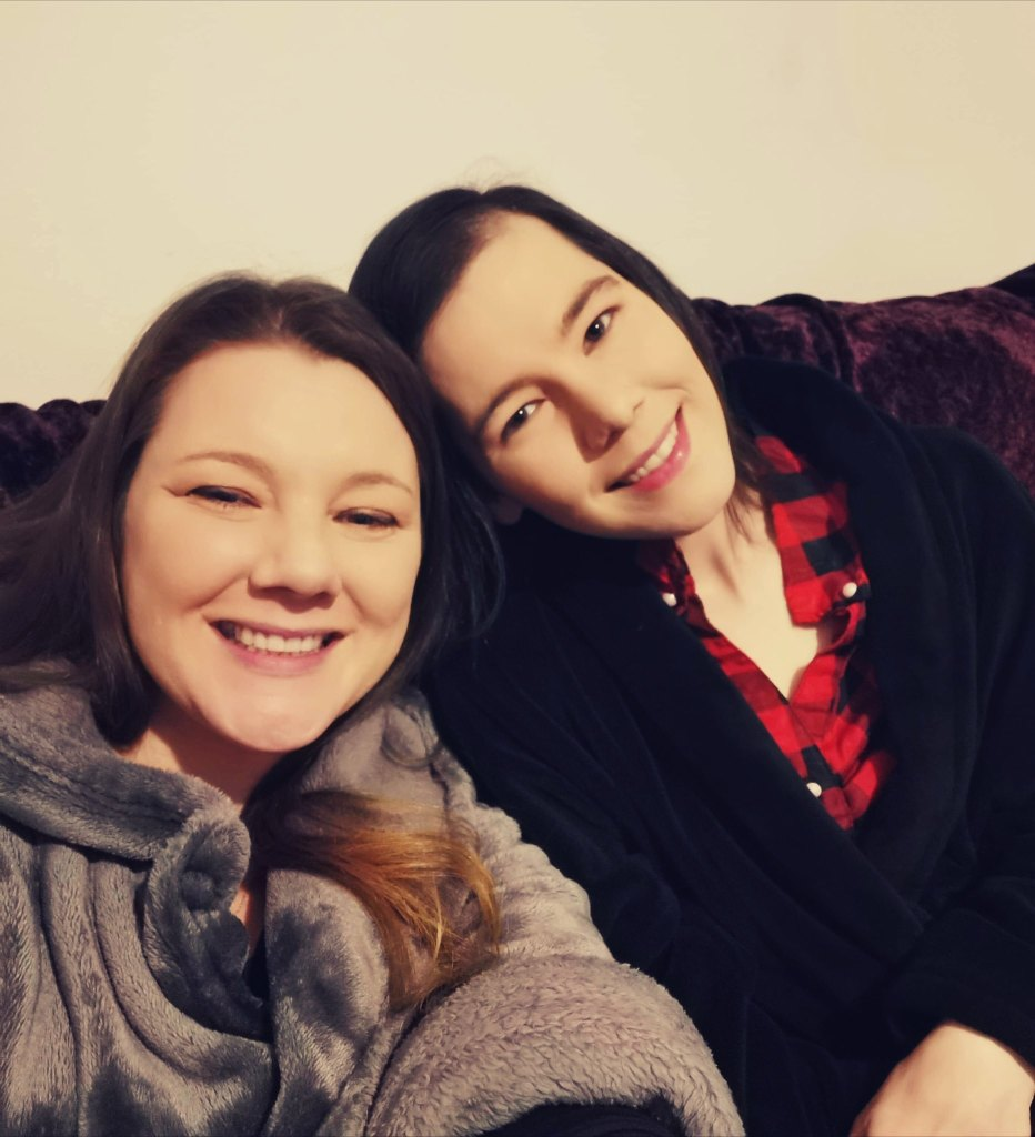Two sisters talk about transition