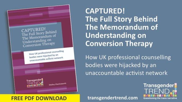 conversion therapy MOU
