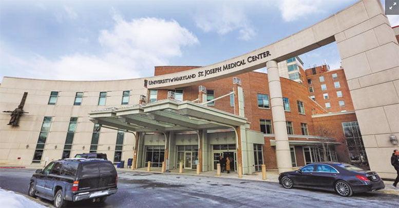 baltimore hospitals