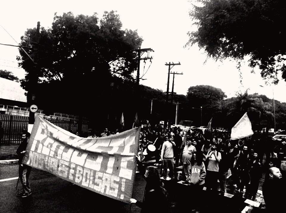 Greve dos trabalhadores da USP: primeiro balanço