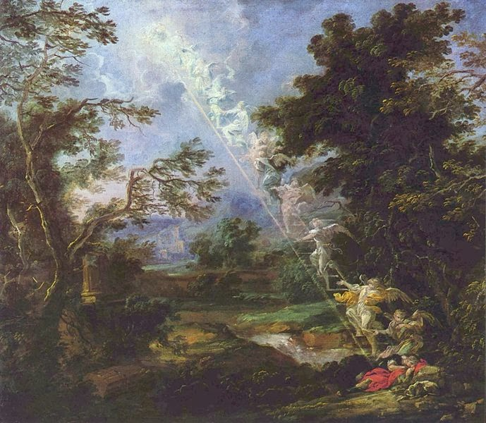 Jacob's dream - Suggestions For Spiritual Growth As Energy Beings