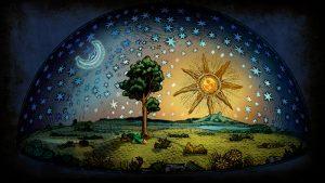 Cosmos by Giordano Bruno.