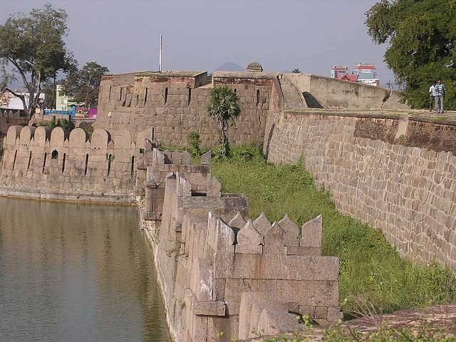 vellore-fort