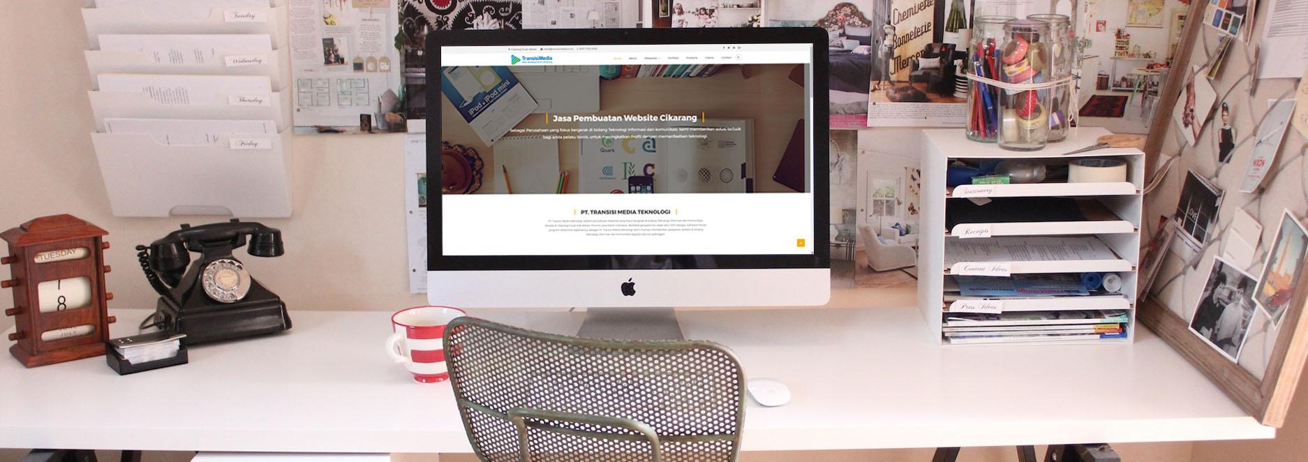 Jasa Pembuatan Website Cikarang , Jasa Pembuatan Website BekasiBekasi