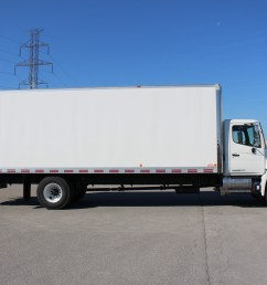 26 classik truck body on hino 268 [ 1314 x 876 Pixel ]