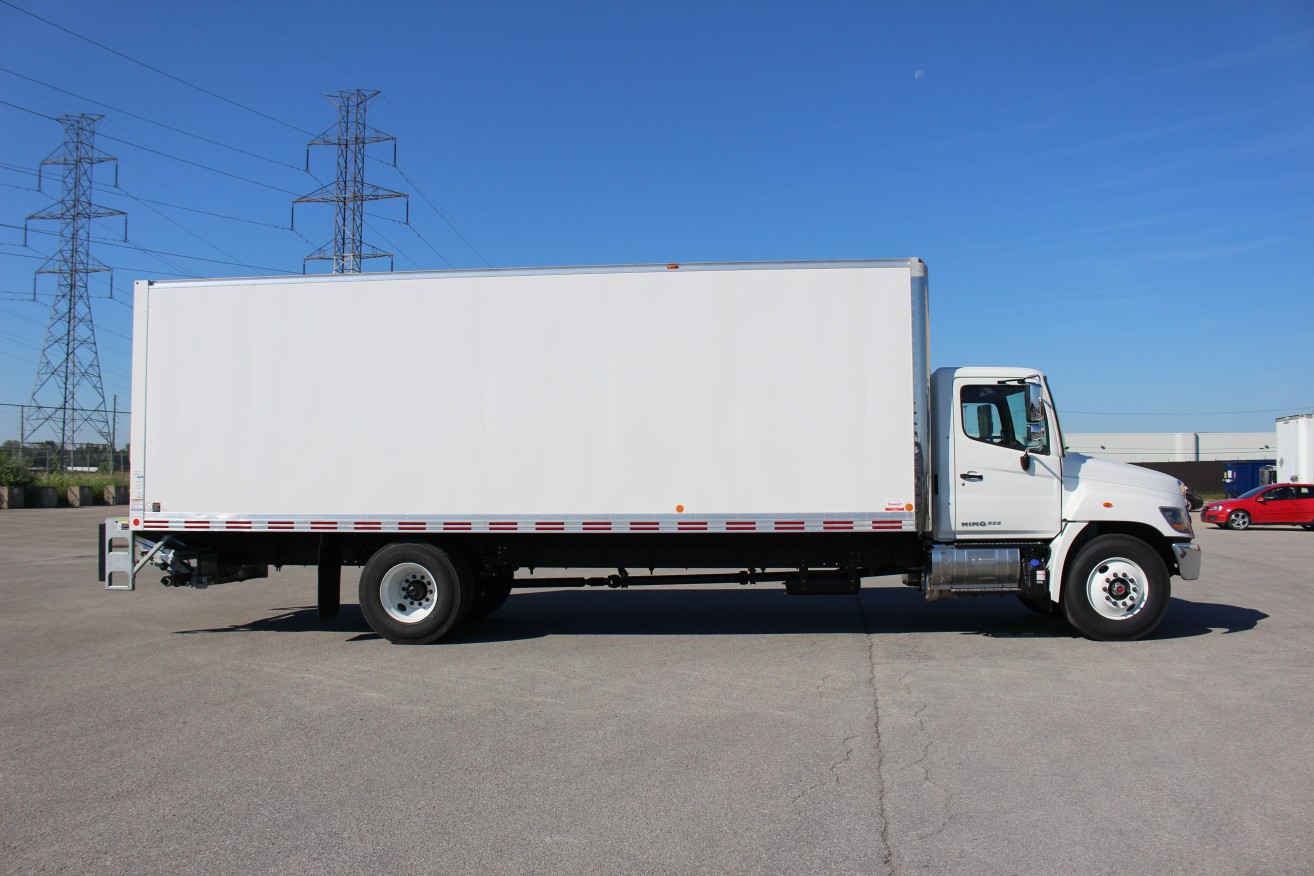 hight resolution of 26 classik truck body on hino 268