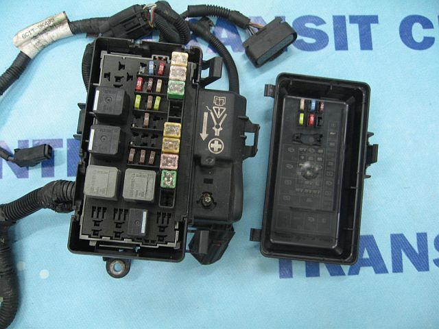 Ford Expedition Fuse Box Bo 238 Te 224 Fusibles Pour Ford Transit 2006 2013