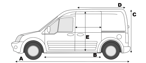 small resolution of ford transit connect mk1 lwb