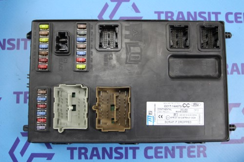 small resolution of fuse box on a ford transit