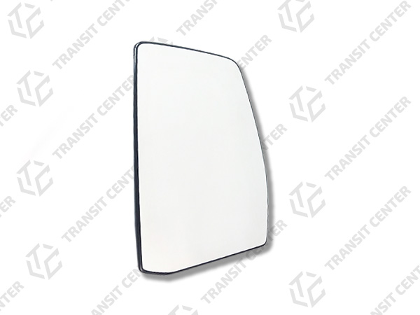 Mirror glass left manual Ford Transit Custom BK21-17K741-AB