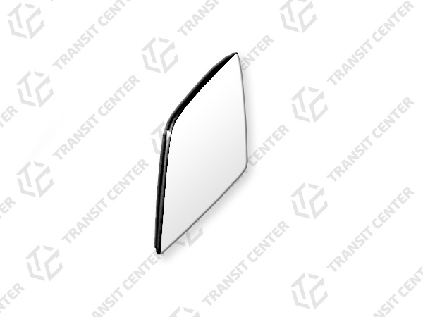 Mirror glass left manual Ford Transit Connect MK2