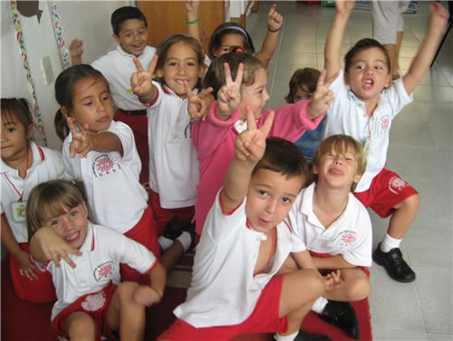 Image result for american children in mexican schools