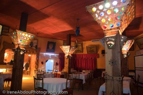 L 39 Ecrin Sandra Club Elaborate Tunisian Decor In Reception