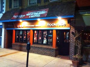 Rockn' Joes Coffee Shop in New Jersey