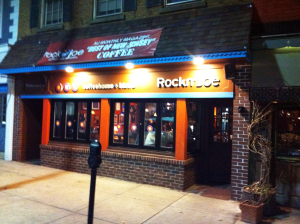 Rockn' Joes Coffee Shop in New Jersey