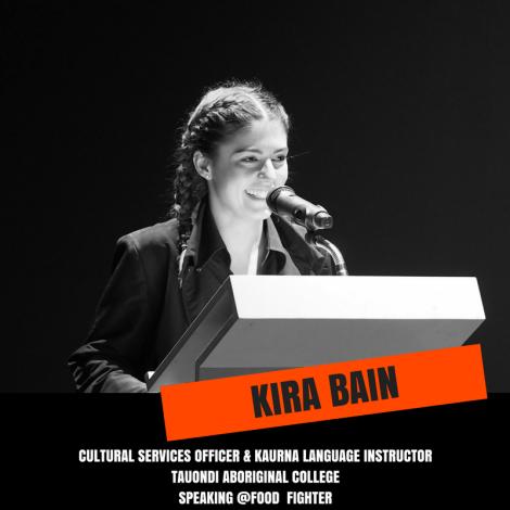 KIRA BAIN